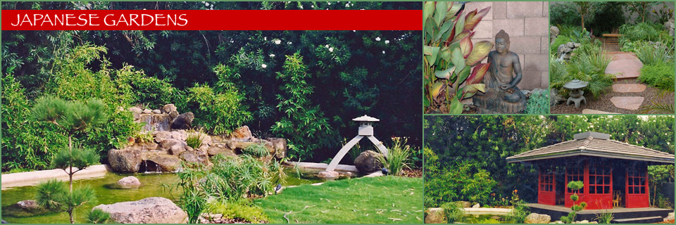 Tempe Landscape Garden Designs Garden Water Features Japanese