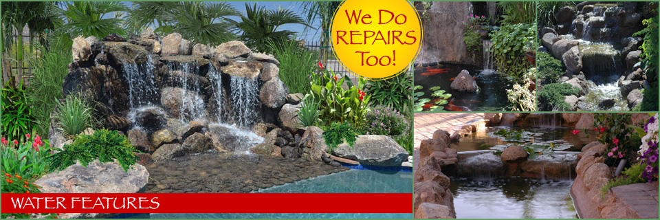 Pond & Pond Pump  Repair